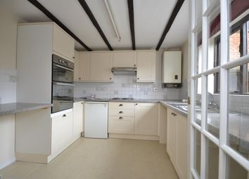 Thumbnail 3 bed terraced house to rent in Furlong Lane, Bishops Cleeve, Cheltenham
