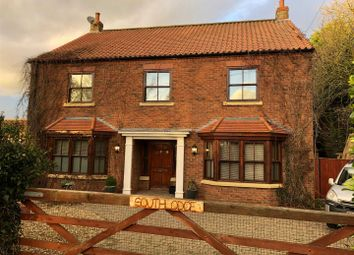 Thumbnail 6 bed detached house for sale in Wansford, Driffield