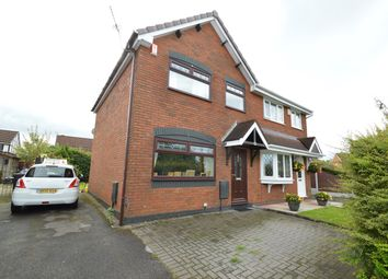 Thumbnail 3 bedroom semi-detached house for sale in Albert Road, Whitefield, Manchester