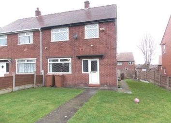 Thumbnail 3 bed semi-detached house for sale in Walton Way, Denton, Manchester