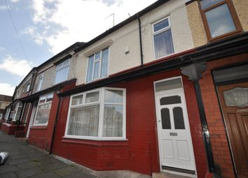 Thumbnail 3 bed terraced house for sale in Morley Road, Wallasey