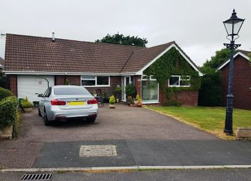 Thumbnail 5 bedroom detached bungalow for sale in St. Marys Close, Axminster