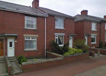 Thumbnail 3 bedroom terraced house to rent in Front Street, Leadgate, Consett