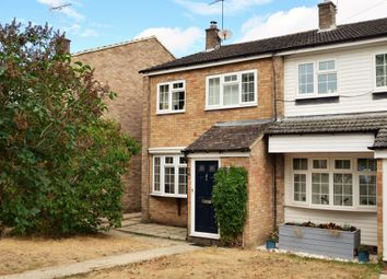 Thumbnail 3 bed end terrace house for sale in Southwark Close, Yateley