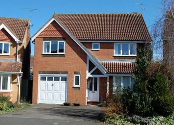 Thumbnail 4 bed detached house for sale in Chiltern Road, Daventry, Northants