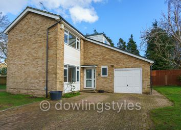 Thumbnail 3 bed detached house to rent in Parsons Mead, East Molesey