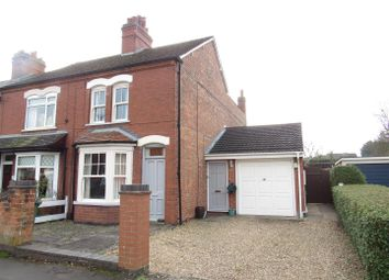 Thumbnail 2 bed cottage for sale in Croft Road, Cosby, Leicester