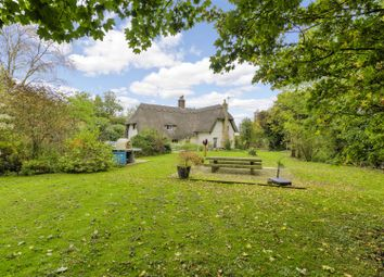 Thumbnail 4 bed detached house for sale in Graveley, St. Neots, Cambridgeshire