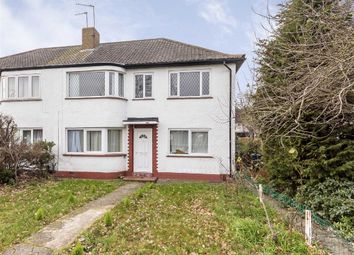 Thumbnail 2 bed flat for sale in Northumberland Gardens, Isleworth