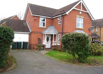Thumbnail 3 bedroom detached house for sale in Kerris Way, Binley, Coventry