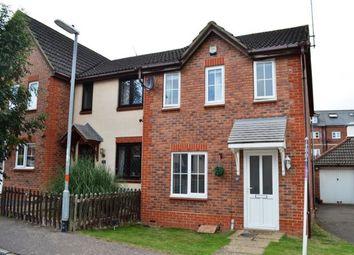 Thumbnail 3 bed end terrace house for sale in Kingmaker Way, Buckingham Fields, Northampton