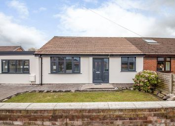 Thumbnail 3 bed semi-detached bungalow for sale in Marsh Row, Hindley Green, Wigan