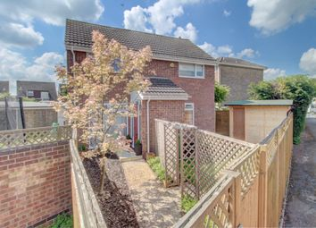 Thumbnail 3 bedroom detached house for sale in Owl End Walk, Yaxley, Peterborough