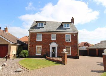Thumbnail 5 bed detached house for sale in Larkhill Rise, Rushmere St. Andrew, Ipswich
