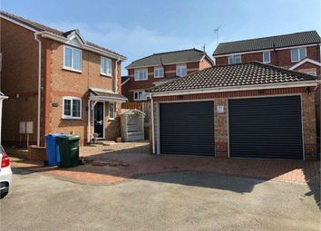Thumbnail 3 bed detached house for sale in Beaufort Way, Worksop, Nottinghamshire