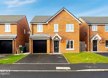 Thumbnail 4 bed detached house for sale in Railway View, Aiskew, Bedale, North Yorkshire