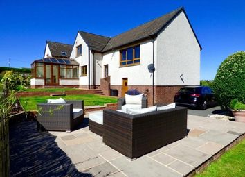 Thumbnail 4 bed detached house for sale in Cumbria View, Irvington, Kirkpatrick Fleming, Lockerbie