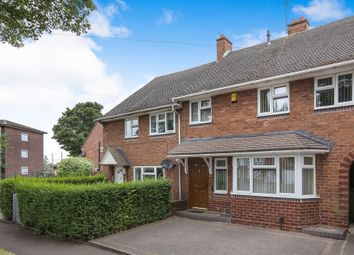 Thumbnail 3 bed terraced house for sale in Sneyd Lane, Bloxwich, Walsall