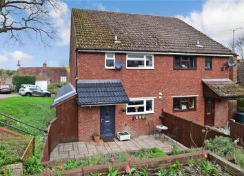Thumbnail 3 bed semi-detached house for sale in Saddlers Park, Eynsford, Kent