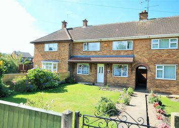 Thumbnail 3 bed terraced house for sale in Sherwood Street, Warsop, Mansfield, Nottinghamshire