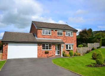 Thumbnail 4 bed detached house for sale in South Acre Drive, Macclesfield