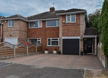 Thumbnail 3 bed semi-detached house for sale in Cloverdale, Stoke Prior, Bromsgrove