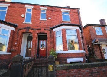 Thumbnail 4 bed end terrace house for sale in Alfred Street, Eccles, Manchester