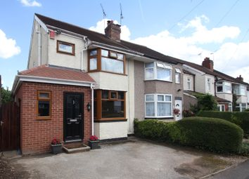 3 bed semi-detached house for sale in Conway Avenue, Tile Hill, Coventry CV4