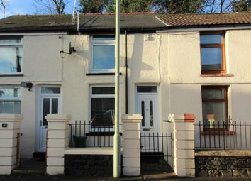 Thumbnail 1 bedroom terraced house for sale in Cymmer Road, Porth