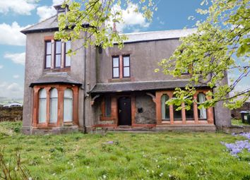 Thumbnail 6 bed detached house for sale in The Old Vicarage, Wedgewood Road, Flimby, Cumbria