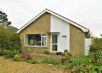 Thumbnail 2 bed detached bungalow for sale in Spa Road, Braceborough, Lincolnshire