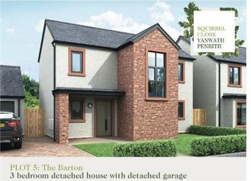Thumbnail 3 bed detached house for sale in Plot 5 Squirrel Close, Yanwath, Penrith