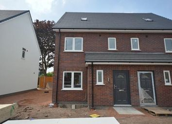 Thumbnail 3 bedroom town house for sale in Leicester Street, Wolverhampton