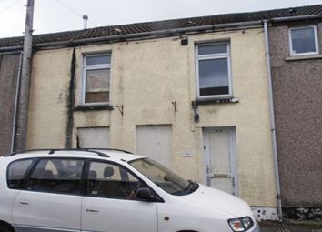Thumbnail 2 bed terraced house for sale in Oxford Street, Aberdare, Rhondda Cynon Taf
