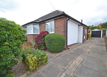 Thumbnail 2 bed semi-detached bungalow for sale in Hallcroft Drive, Horbury, Wakefield