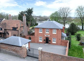 Thumbnail 4 bed detached house for sale in Church Road, Caversham, Reading