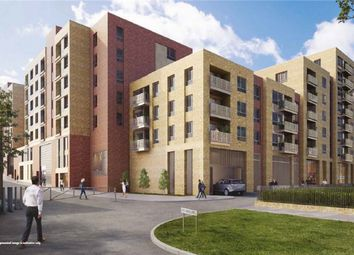 Thumbnail 2 bed flat for sale in Smithfield Square, Hornsey, London, England