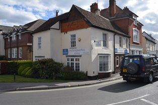 Thumbnail Office for sale in 25 East Street, Farnham