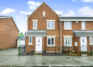 Thumbnail 3 bed property for sale in Scholars Gate, Off Royston Road, Cudworth, Barnsley