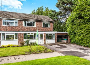 Thumbnail 3 bed semi-detached house for sale in Forest Way, Pembury, Tunbridge Wells