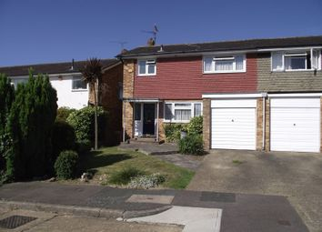 Thumbnail 3 bed semi-detached house to rent in Butterys, Southend-On-Sea