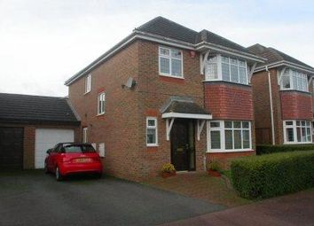 Thumbnail 4 bedroom detached house to rent in Bletchley, Milton Keynes