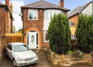 Thumbnail 3 bed detached house for sale in Newlyn Drive, Aspley, Nottingham, Nottinghamshire