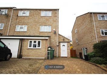 Thumbnail 5 bed end terrace house to rent in Coney Burrows, London