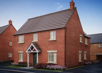 "Thumbnail 4 bedroom detached house for sale in ""The Casterton"" at Former Sawmills, Northampton Road, Brackley"