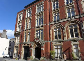 Thumbnail 3 bed flat to rent in Unity Street, City Centre, Bristol