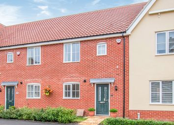 Thumbnail 3 bed terraced house for sale in Kemp Road, North Walsham