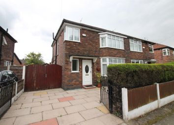 Thumbnail 3 bed semi-detached house for sale in Humphrey Lane, Urmston, Manchester
