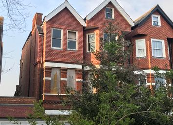Thumbnail 8 bed semi-detached house for sale in Shorncliffe Road, Folkestone