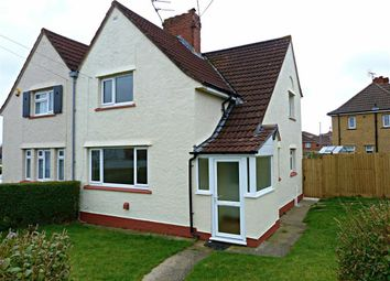 Thumbnail 3 bed semi-detached house for sale in Athlone Walk, Knowle, Bristol